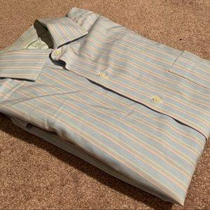 Mens Brooks Brothers Non Iron Dress Shirt